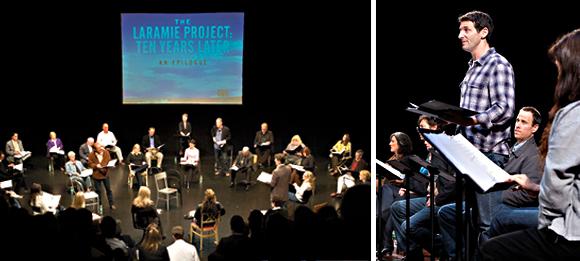 Figure 0.10. Laramie Project cast