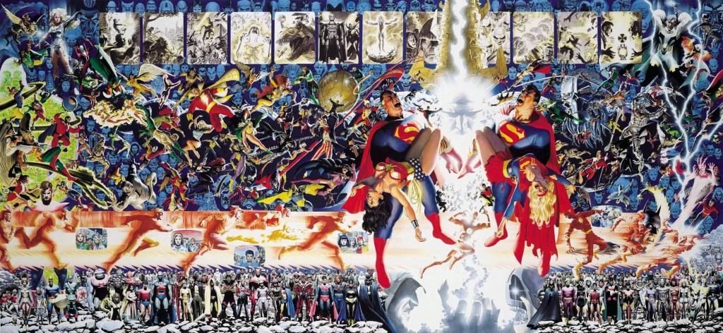 Figure 2.19.Crisis on Infinite Earths