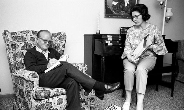 Figure 3.2 Truman and Harper