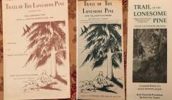 Figure 4.12 Trail playbills